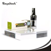 authorized electronics - Royal Authorized Supplier Justfog New justfog Clearomizer cylinder coil Justfog Electronic cigarette atomizer VS M80 J