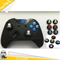 ps3 - High Quality Skull Thumb Grips for PS3 PS4 Xbox one Xbox Controller silicone case cap factory outlet lowest price