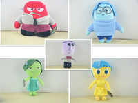 Wholesale 2015 newest Inside Out plush toys MOQ cm Movie Anger Plush Stuffed toy Doll