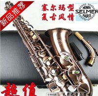 Wholesale EMS Selmer54The Selmer is modeled design antique copper dropped E Alto Saxophone