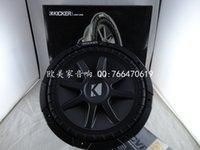 Wholesale Original Kicker CVR Car Audio Speaker Passive Subwoofer Speaker W
