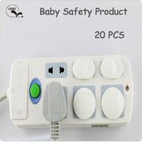 Wholesale New baby safety product electrical security socket protective cover prevent electric shock mix two three phase plug
