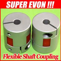 absolute shaft encoder - 10pcs mmx10mm D30 L35 Plum shaft stepper motor flexible coupling coupler for rotary encoder absolute encoder MB0015