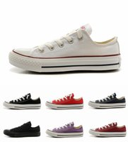 converse all stars - 2015 Fashion s Running Shoes For Women Men Classical Low All Star Canvas Casual shoes Sneakers Eur