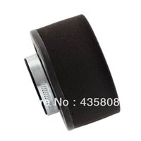 Wholesale 45mm FOAM air filter motorcycle FOR Pit Bike ATV Bike Motor Black Sports Air Filter