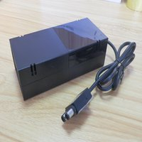 Cheap US EU UK Power Supply AC Adapter FOR XBOX 360 ONE New Console video games