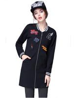 Black Baseball Jacket Women UK | Free UK Delivery on Black ...