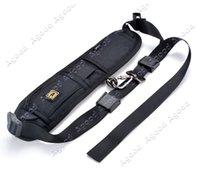 Wholesale New Black Professional Rapid Camera Single Shoulder Sling Belt Strap for Nikon Canon DSLR SLR SV008328