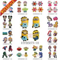 Wholesale Novelty Despicable Me Avengers Toy Story Hello Kitty Mickey The Lalaloopsy Sonic Blackboard Magnets PVC Fridge Magnets