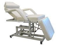 bc motors - BC Motor Electric Facial Salon Bed with the backrest Armrest colors available