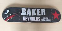baker parts - World Famous BAKER Decks Reynolds quot Professional Maple Shape Skateboarding Deck