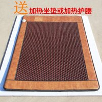 Wholesale Xiuyan jade mattress Kang Xuan genuine germanium stone mattress tourmaline stone ochre double temperature heating byanshi