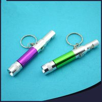 led led manufacturer - Whistle Lamp Multifunctional Hand First Aid Ninghai Metal Small Home Appliance Manufacturers Supply Aluminum Alloy Material