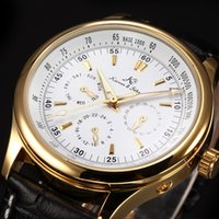 auto wrapped - KS Imperial Luxury Automatic Mechanical Watch Date Day Calendar Hour Elegant Christmas Wrap Gift Wrist Business Mens watches KS094