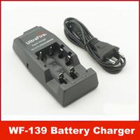 Wholesale Ultrafire WF Multifunctional Battery Charger for EU US Plug AC V