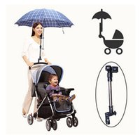 Wholesale 2015Special shade umbrella stroller umbrella stand bracket the umbrella bracket child baby mom no longer afraid to push the sun