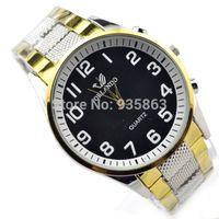 Wholesale Men s Brand Watch Strainless Steel Quartz Moment Orlando Brand Watch High Quality