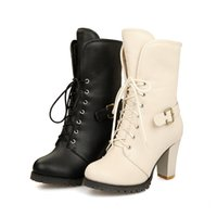 Cheap 2015 womens boots cowboy boots buckle boots womens lace-up boot