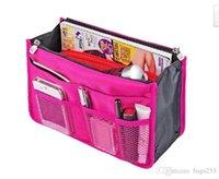 Wholesale Make up organizer bag Women Men Casual travel bag multi functional Cosmetic Bags storage bag in bag Makeup Handbag