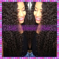 glueless full lace wig - Brazilian Human Hair Deep Curly Front Lace Wigs Human Hair Full Lace Wigs Glueless Virgin Hair With Natural Hairline