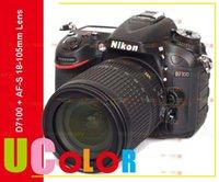 Wholesale Original New D7100 MP Camera mm f AF S DX VR ED Nikkor Lens
