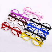Wholesale Hot Baby jewelry no lens eyeglass frame Harry Potter round frame children glasses spectacles frame