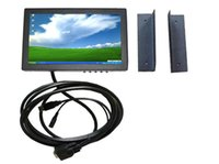 Wholesale 7inch Industrial LCD Monitor Touchscreen TV Car PC Monitor Industrial Control Terminal POS terminal max resolution VGA KSF B
