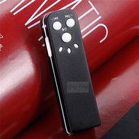 Wholesale 8GB Mini Hidden Voice Recorder Mobile Telephone Recorder Voice Activated Noise Reduce Sound Recorder MP3 Hours SK J1 Dual Microphone