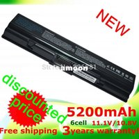 Wholesale NEW mAh laptop Battery For Toshiba Satellite A300 A500 Pro L550 L450 L300 A200 A210 A350 L500 PA3534U BRS PA3535U BAS