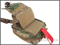 airsoft products - Survival Product Military First Aid Kit Emerson Medic Pouch Molle airsoft special force gear EM6368