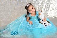 Cheap TuTu dress Best Summer Ball Gown Frozen