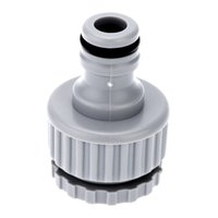 Wholesale 13mm mm Water Hose Pipe Faucet Adapter Connector Fitting for Garden Laundry Faucet Connector