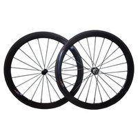 Wholesale Full Carbon Wheels mm mm mm mm Chinese Carbon Wheels Clincher Carbon Wheelset mm Wide Powerway R13 or Nevatec Hub