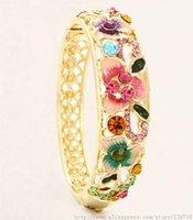 designer inspired jewelry - Bridal bracelets designer inspired jewelry upscale fancy wedding bypass simple art nouveau design personalized Ms bracelet
