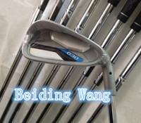 Wholesale 2015 Hot Golf G30 Irons Set With R CFS DISTANCE Regular Flex Shaft Golf G Irons Clubs With Head Cover