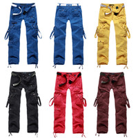 Wholesale Womens Cargo Pants - Buy Cheap Womens Cargo Pants from ...