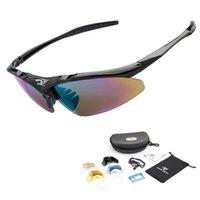 athletic glasses - Bicycle Bike UV protection Windproof athletic Cycling Glasses gafas ciclismo polarized Eyewear sunglasses bike lense
