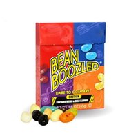 bean boozled game - Box Bean Boozled Beans Crazy Sugar Adventure Tricky Game Funny Sugar