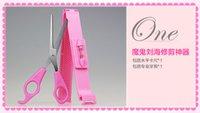 1000pcs Clip de Pelo Profesional de Recorte Barreras Premium Haircutting Herramientas Paquete Guía Capas Bangs Cut Kit Clip de Pelo