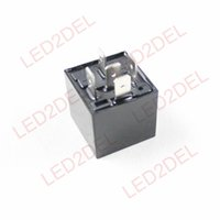 automobile relays - 12V Sealed CAR pins Relay High Power Automobile Silver alloy Pins A relay coil voltage DC12V Relays