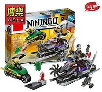 Wholesale NINJAGO OverBorg Attack Nindroid Pixal Ninjia Minifigures Building Blocks Toy for children gift without original boxes