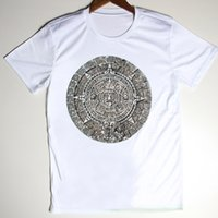 ancient artifacts - w1215 Promotion New T Shirts Men Tees Ancient Prophecy Aliens Artifact Print T shirt O Neck Tops Short Sleeve Man Clothing Fitness