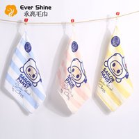 baby gao - Gao Yang Yongliang cotton gauze kerchief fur baby children s cartoon genuine increased thickening of the soft water absorption
