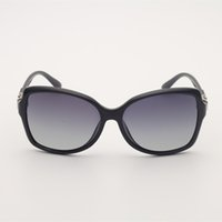 big beach sunglasses - 2016 Women Cool Sunglass Big Frame polarized sunglasses uv400 protection Summer Beach Glasses Outdoor Cycling Driving Fashoin high quality