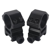 Wholesale 25mm Weaver Scope Torch Rail Mount mm Picatinny For Flashlight At telescopic lens jig supporter