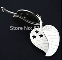 Wholesale Creative Outdoor Steel Key Knife Fruit knife Can hang Portable Gift Knife Collection zf279