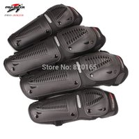 Wholesale Motorcycle Protective kneepad Elbowpad Set Motos Sports Racing Knee Elbow Protective Gears Racing Equipment Accessories