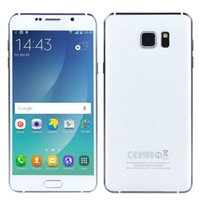 Wholesale 4G LTE Note Quad Core MTK6582 GHz MB RAM GB ROM Android Lollipop inch MP Camera Single Nano Sim Card Smartphone