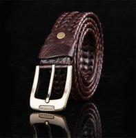 brand belt - 2016 Brand hot designer ff belt men fashion mens fending belts luxury high quality genuine leather mc brand belts jeans belts for men