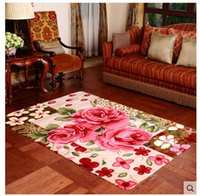 Wholesale cm Top quality Indoor Non slip mat Living room floor mats Dust mat Home Textile